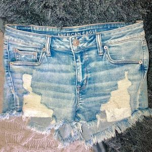American Eagle Ne(x)t Level Short Shorts
